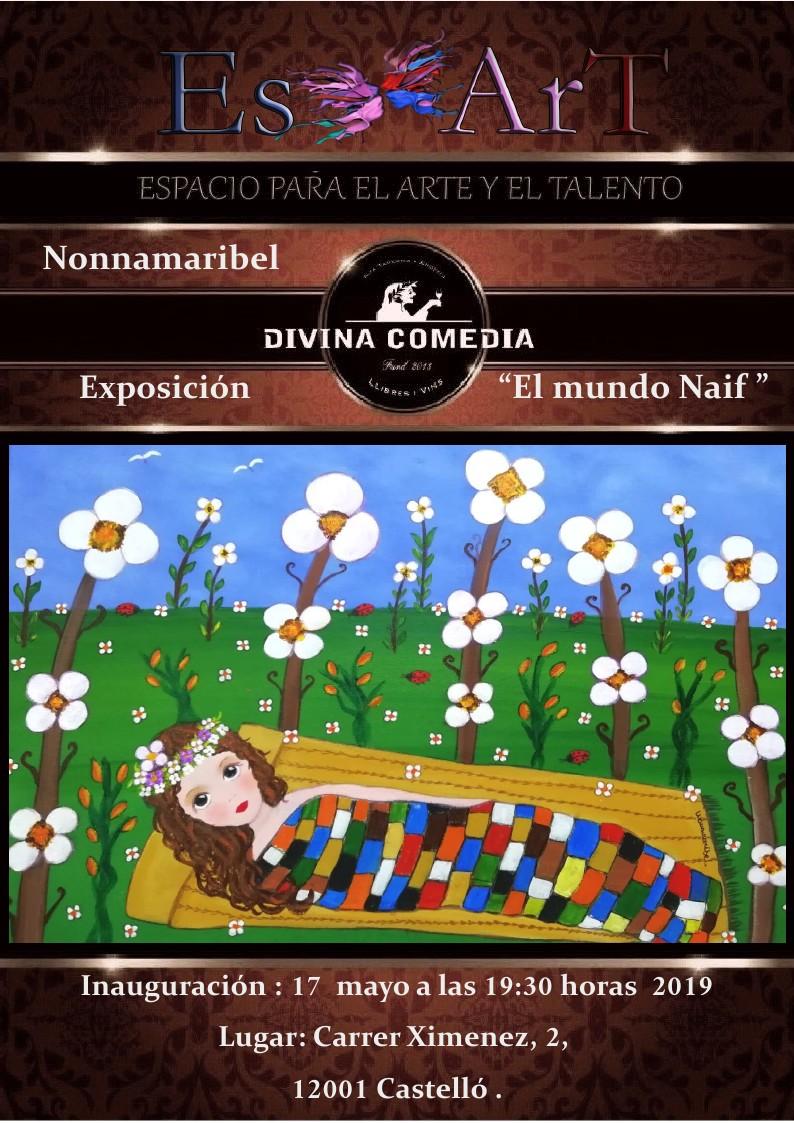 Imatge representativa de Exposició de pintura de Nonna Maribel