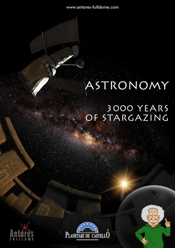 Projecció del Planetari