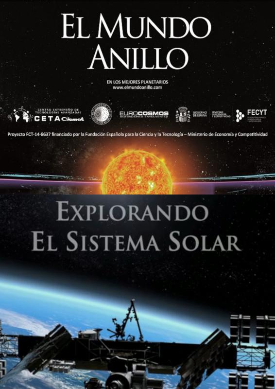 Imagen representativa de Proyección del Planetario